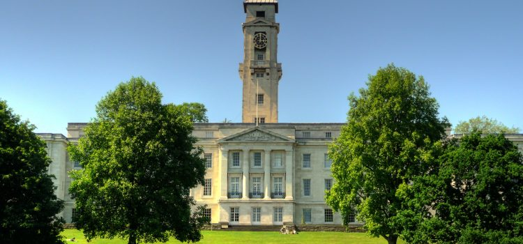 University of Nottingham and NTEC