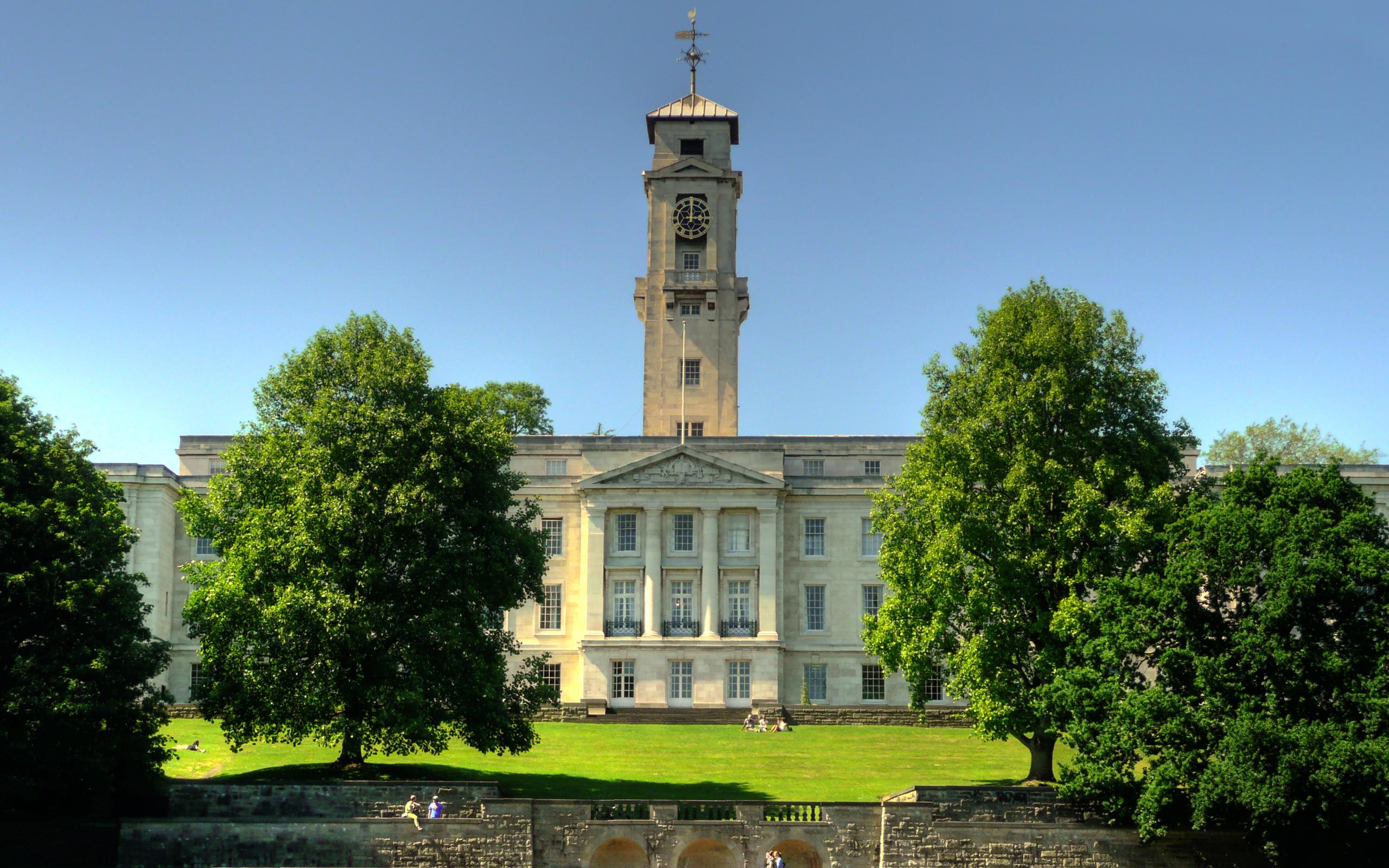 University of Nottingham and NTEC