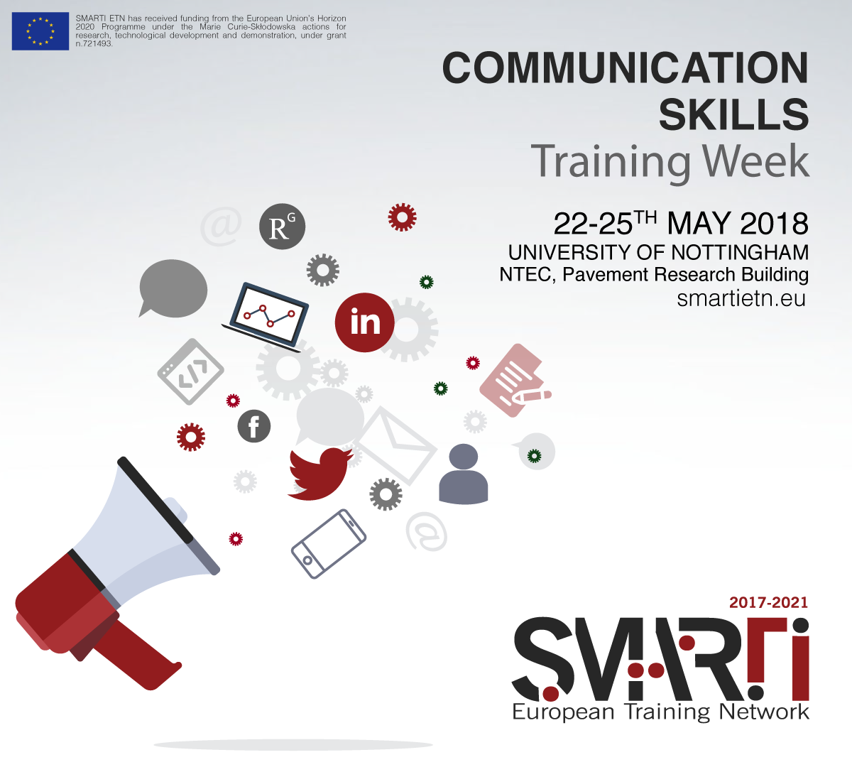 Communication Skills Training Week
